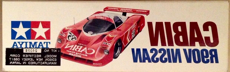 Tamiya #24098 1/24 R90V Nissan