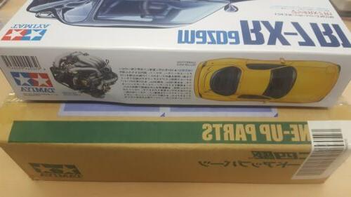 Tamiya 24116 Mazda RX-7 R1 scale kit - ships USA
