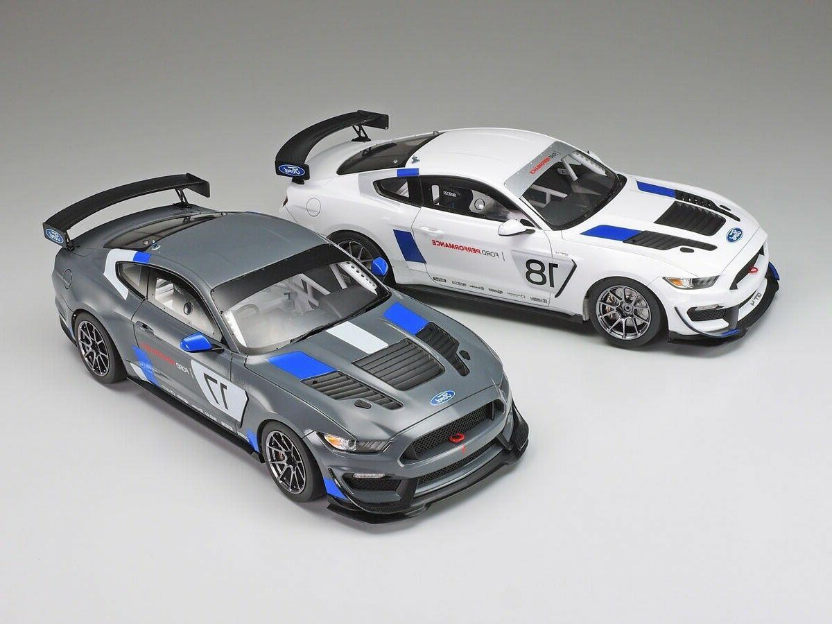Tamiya 2019 MUSTANG racing version plastic