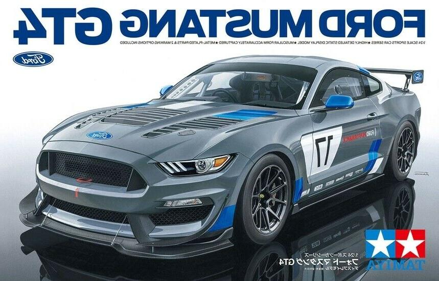 24354 2019 ford mustang gt4 racing version