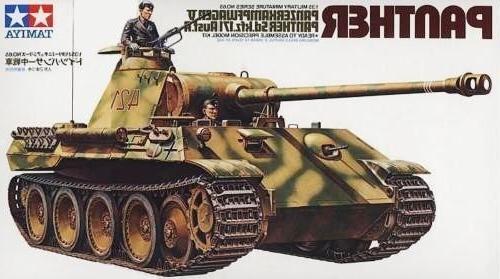 35065 1/35 German Medium Tank TAMIYA