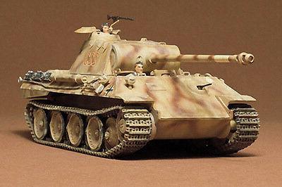 35 german panther tank tams2165
