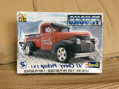41 chevy pickup truck 2 n1 model