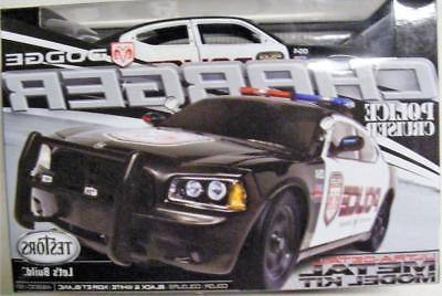 462001 2006 dodge police cruiser metal model
