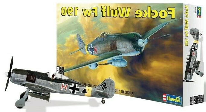 Revell 5271 Wulf German WWII Kits