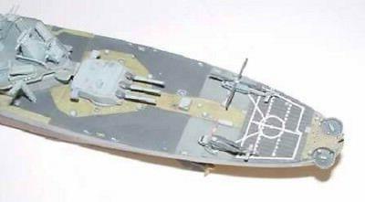 Trumpeter Missouri BB63 Battleship Kit 1:700