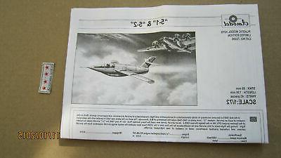 """Amodel 72206 - 1/72 - Aircraft """"5-2"""", kit"""