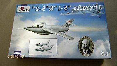 Amodel 72206 - 1/72 - Aircraft & kit