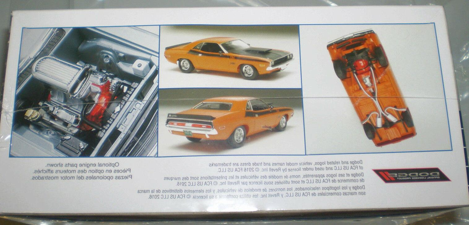 REVELL DODGE MODEL NEW