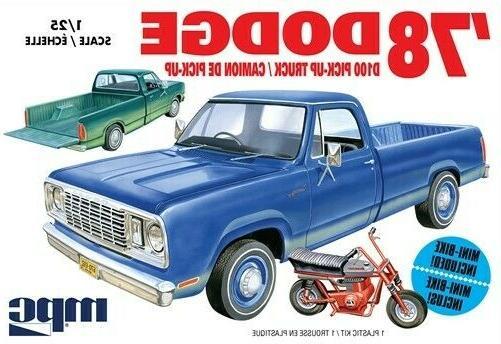 901 1978 78 dodge d100 pickup truck