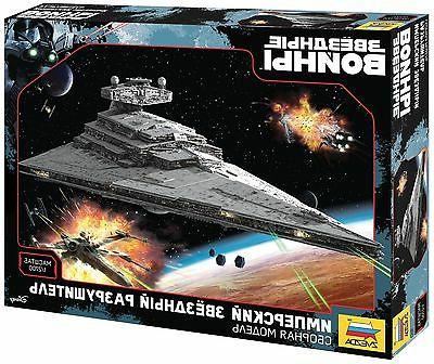 ZVEZDA 9057 - STAR WARS Imperial Star Destroyer - 60cm / Sca