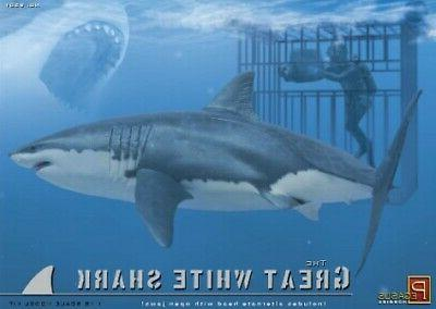 Pegasus Hobbies 9501 The Great White Shark 1/18 707600095015