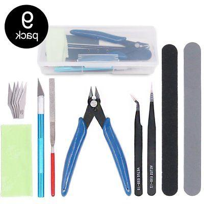 Findfly Gundam Tools Kit Tools Craft for Basic