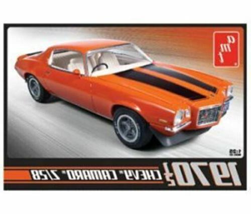 AMT AMT635L/12 1/25 Camaro Z28 1970 1/2