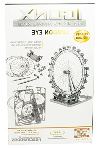 Fascinations London Ferris Model Kit