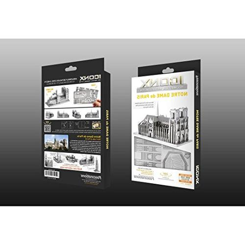 Fascinations Building 3D Kit