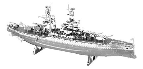 Fascinations Metal Earth 3D Laser Cut Model Military USS Ari