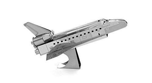 Fascinations Metal Earth Space Shuttle Atlantis 3D Metal Mod