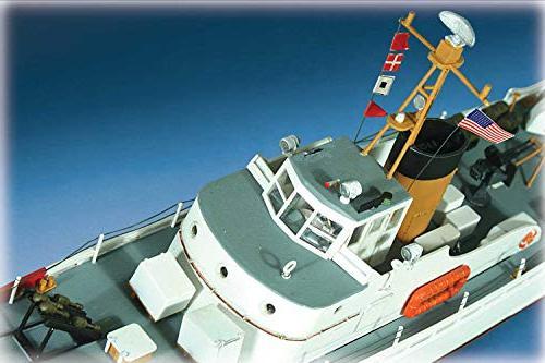 Lindberg Models LN216 U.S. Boat Model