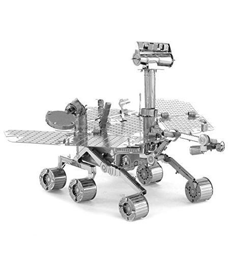 Set of 4 Earth Models: Hubble Telescope Apollo Lunar Apollo Mars