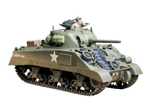Tamiya Models M4 Sherman Early Production