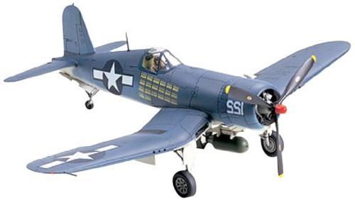 Tamiya Models Vought F4U-1A Corsair Model Kit