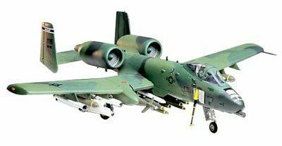 A-10 Thunderbolt Ii Airplane 1/48 Plastic Model Kit