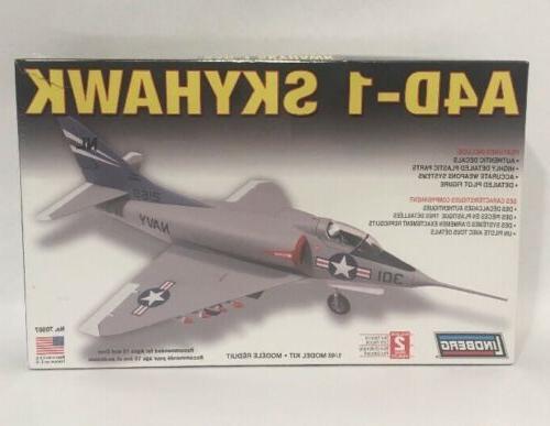 a4d 1 skyhawk fighter model plane navy