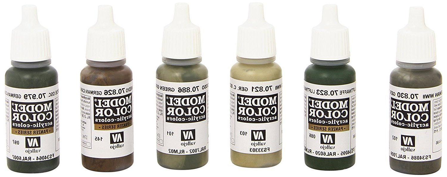 Vallejo Color Paint - Drip - Hobby Paints Various