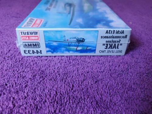 Minicraft Seaplane 1/144 #14433 SEALED