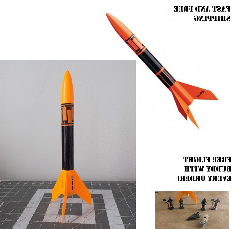 alpha iii flying model rocket 1256 bulk