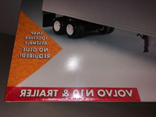 AMT 1/32 Volvo N10 Truck & Trailer Vintage Sealed