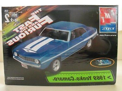 AMT / ERTL - THE FAST AND THE FURIOUS - 1969 CHEVY YENKO CAM
