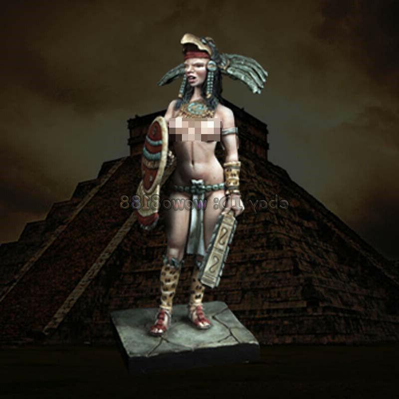 Ancient Female Model Unpainted Kit 1:24
