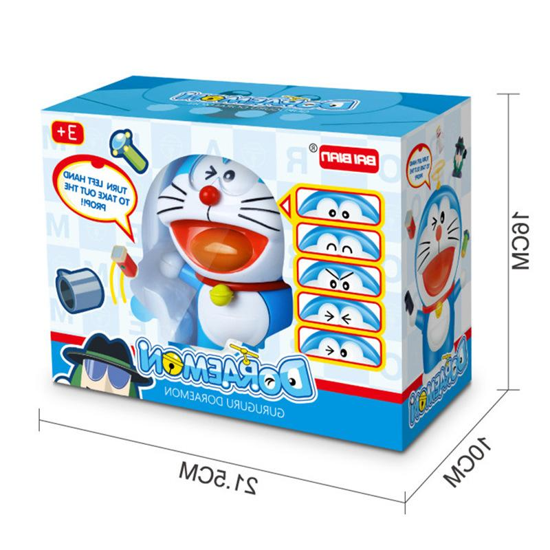 Anime Robot Face/Eyes Changeable YouTube Fashion <font><b>Model</b></font> Anime Figure Collection