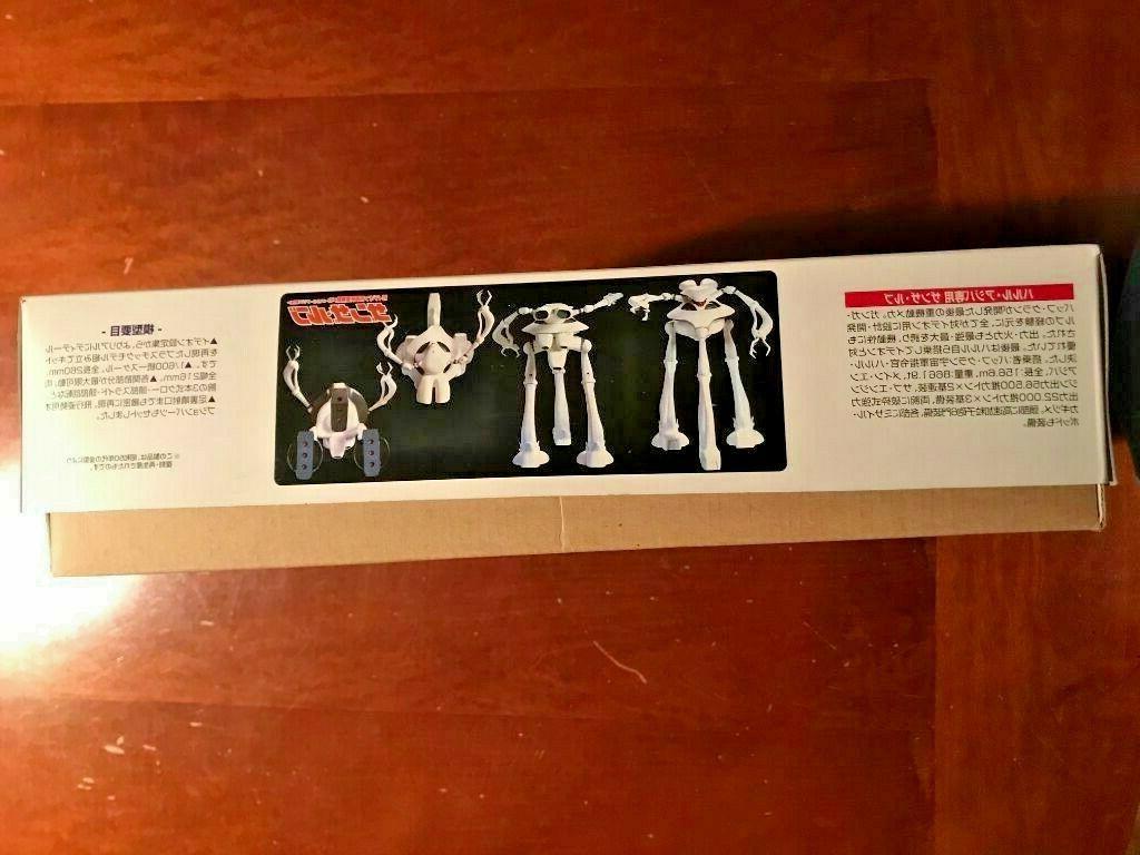 Aoshima No. Runaway Ideon Lubu & Rare