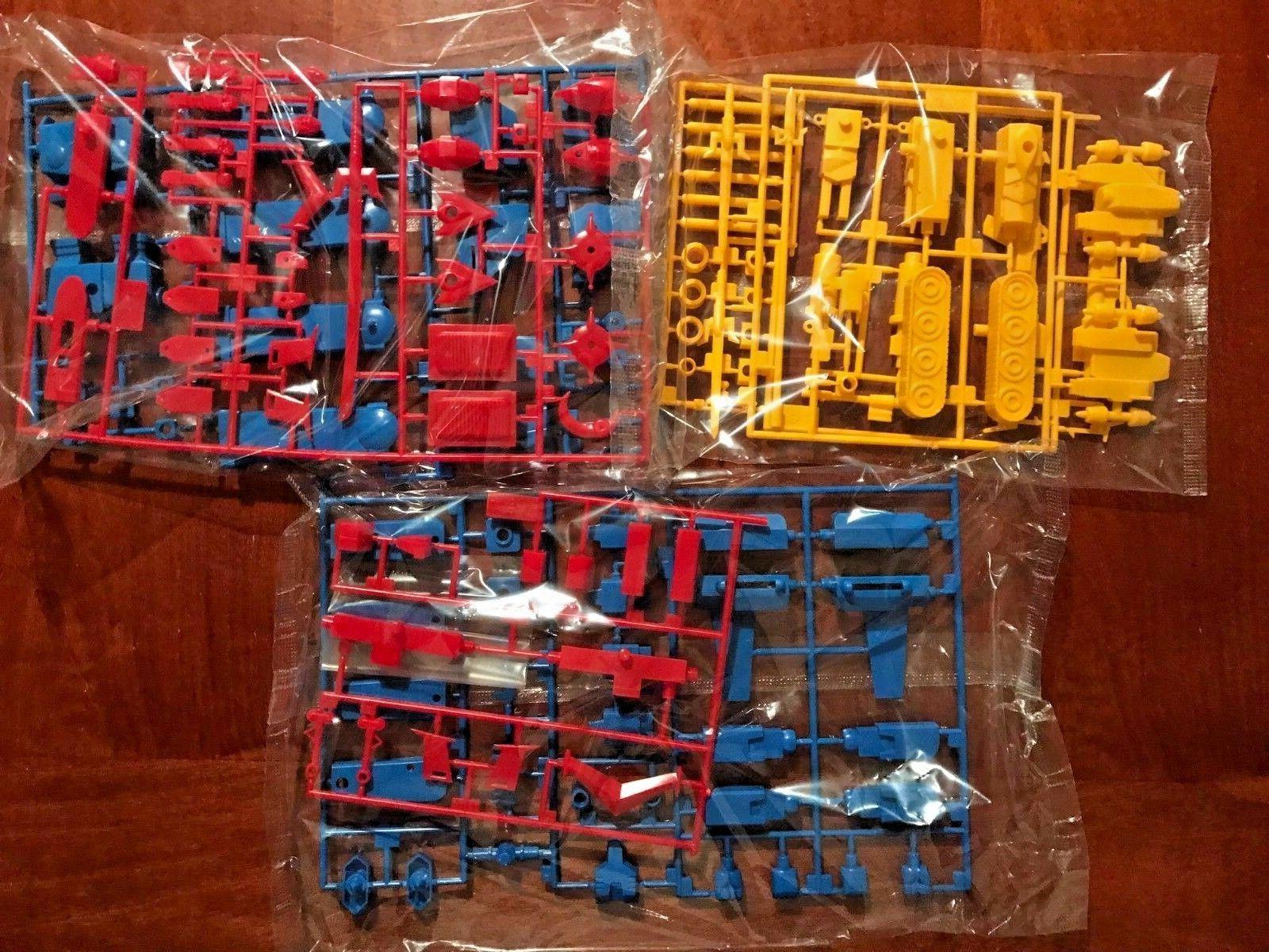 Aoshima Series Steel Plastic