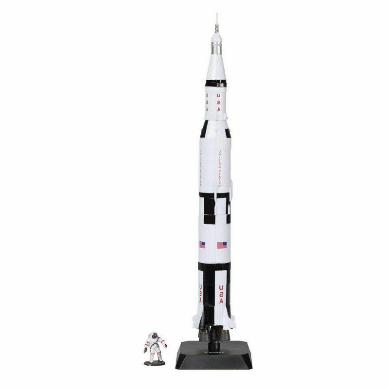 Apollo Saturn Rocket Model V Kit New Kits Open Box Other   H