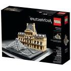 LEGO Architecture THE LOUVRE 21024 *NEW*SEALED*PRIORITY MAIL