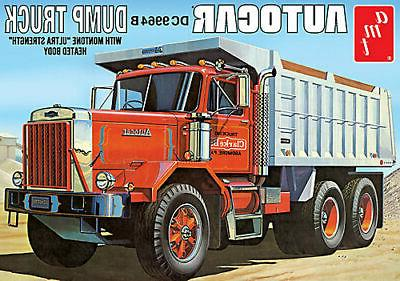 autocar dump truck 1 25 scale model
