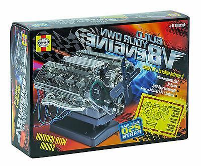 Haynes Automotive Build Your Own V8 Engine DIY Twin Overhead