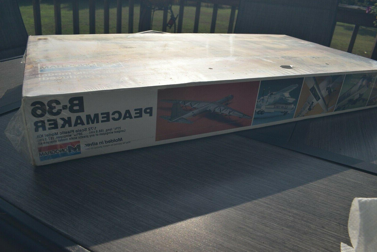 B-36 Monogram 5703 1/72 Sealed