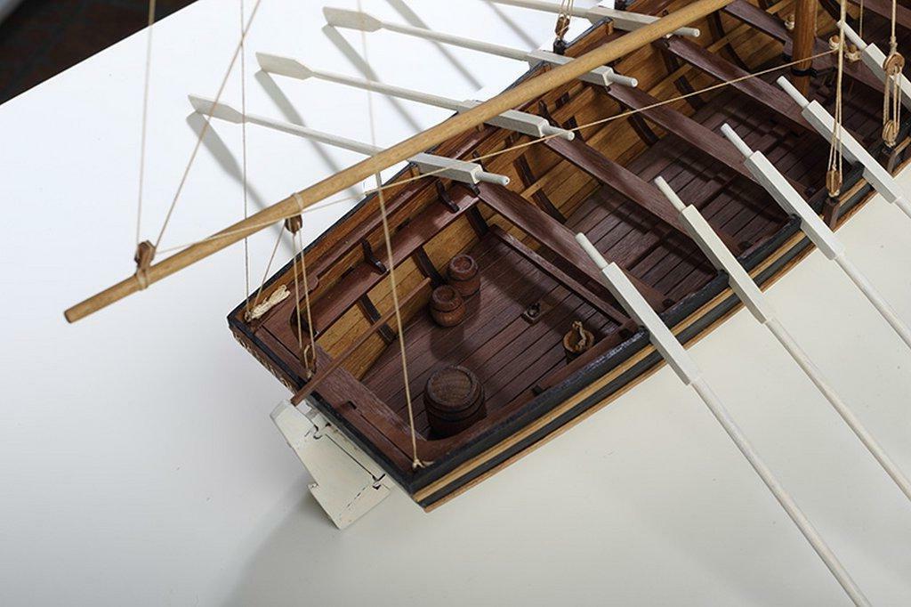 Beginner Friendly Wooden Model Ship Kit By Disar