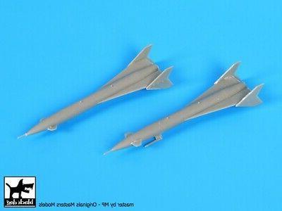 Blackdog Models 1/72 AQM-37 JAYHAWK TARGET DRONE Kit