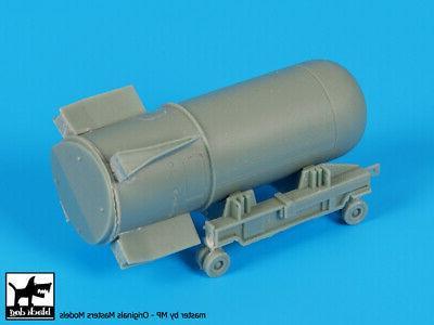 Blackdog Models 53 B-53 ATOM BOMB Resin Kit