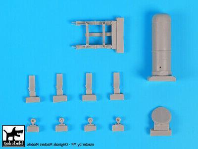 Blackdog 53 ATOM BOMB Resin Kit
