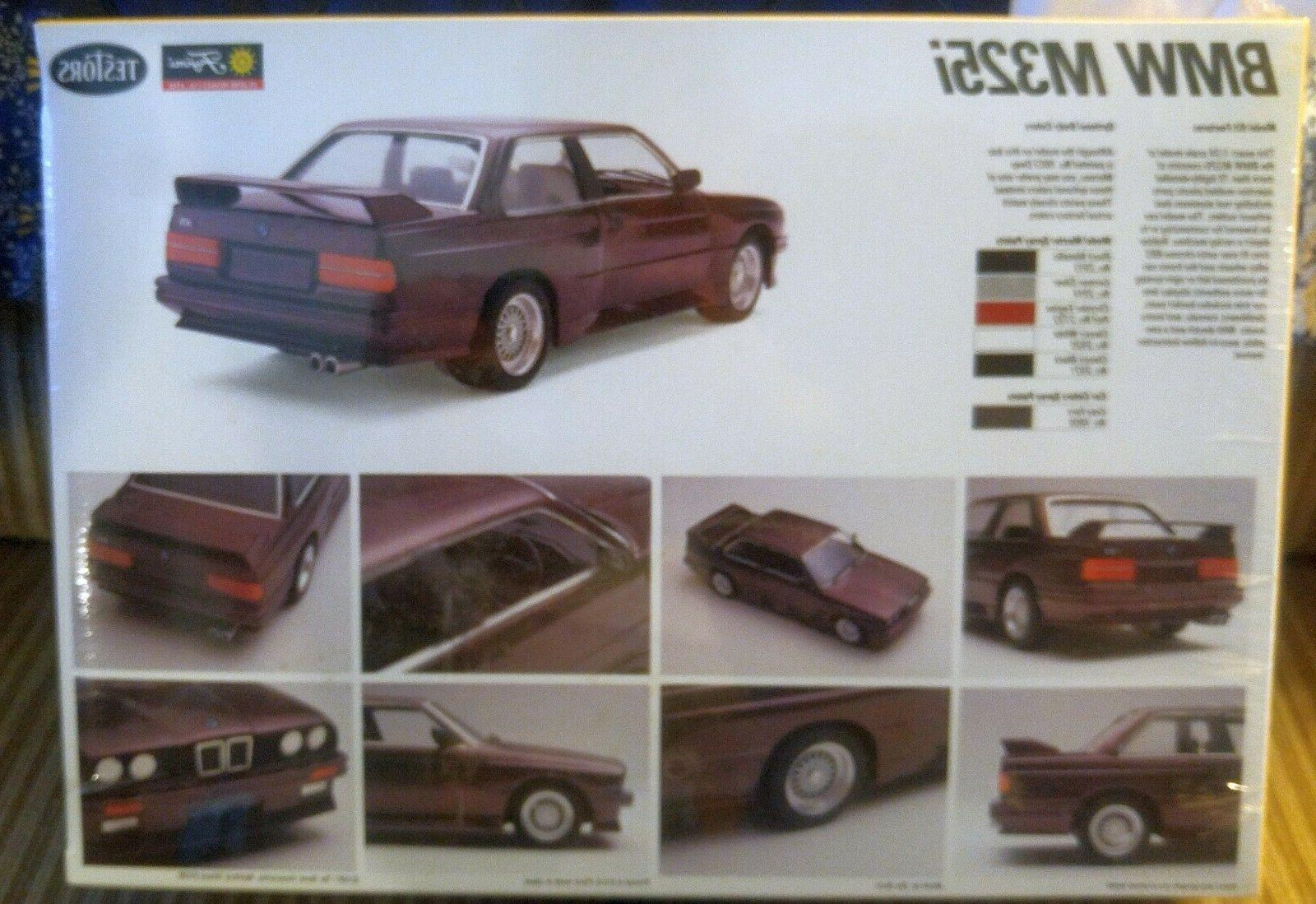Testors BMW M325i kit