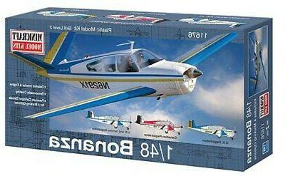 bonanza airplane model kit