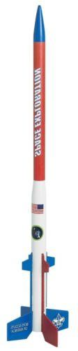 Estes Boy Scouts Space Exploration Flying Model Rocket Kit