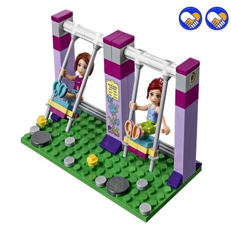Compatible Heartlake City Girl Building <font><b>Kits</b></font> Toy